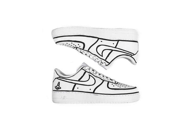 Nike Air Force 1 by Joshua Vides Giveaway