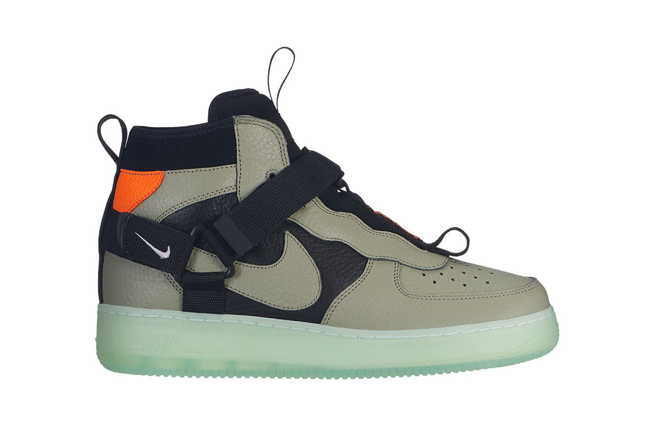Nike Air Force 1 Utility Mid Strap