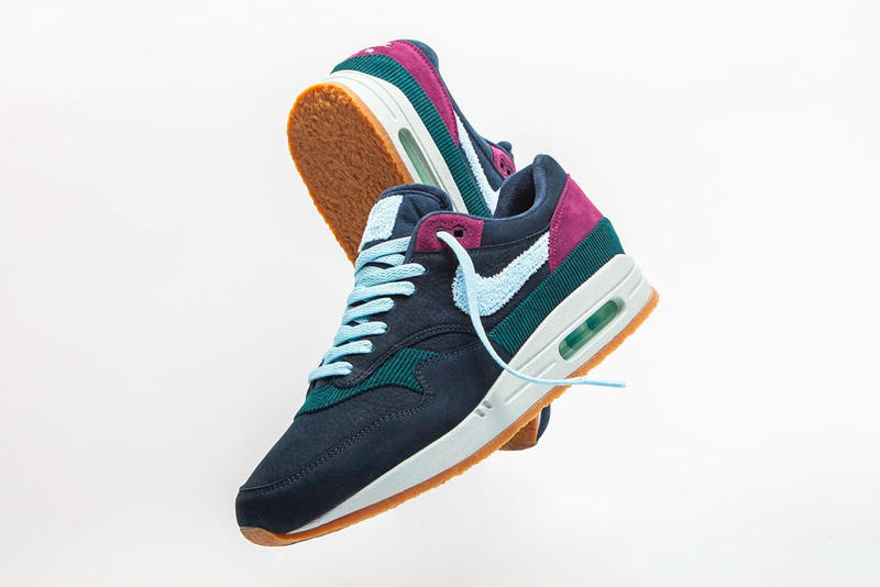 san francisco 01877 c4e64 Nike Air Max 1 Crepe Sole