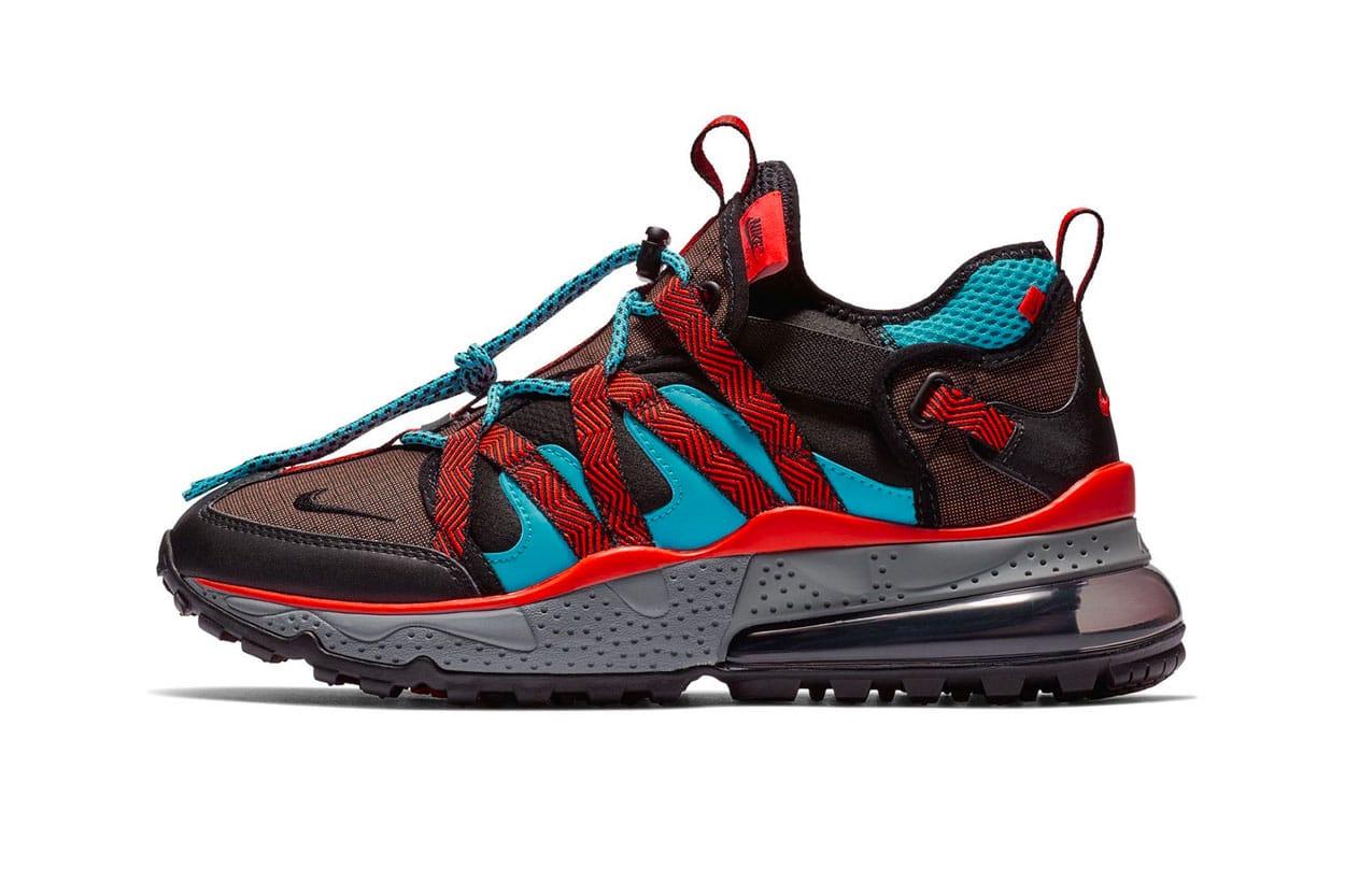 Nike Air Max 270 Bowfin Red/Aqua/Black