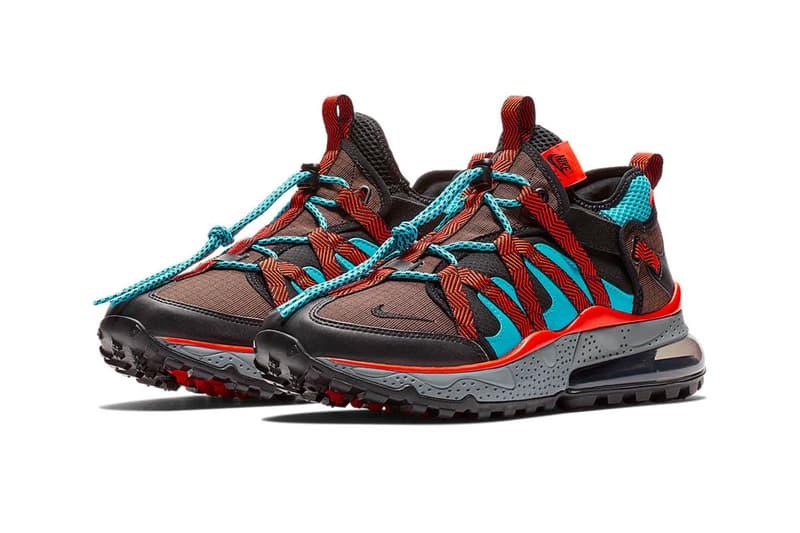 innovative design 20399 47584 Nike Air Max 270 Bowfin Red Aqua Black Colorway release date info price  sneaker