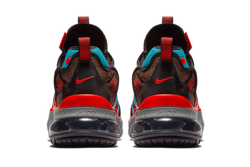 Nike Air Max 270 Bowfin Red/Aqua/Black Colorway release date info price sneaker purchase online stockist footwear size