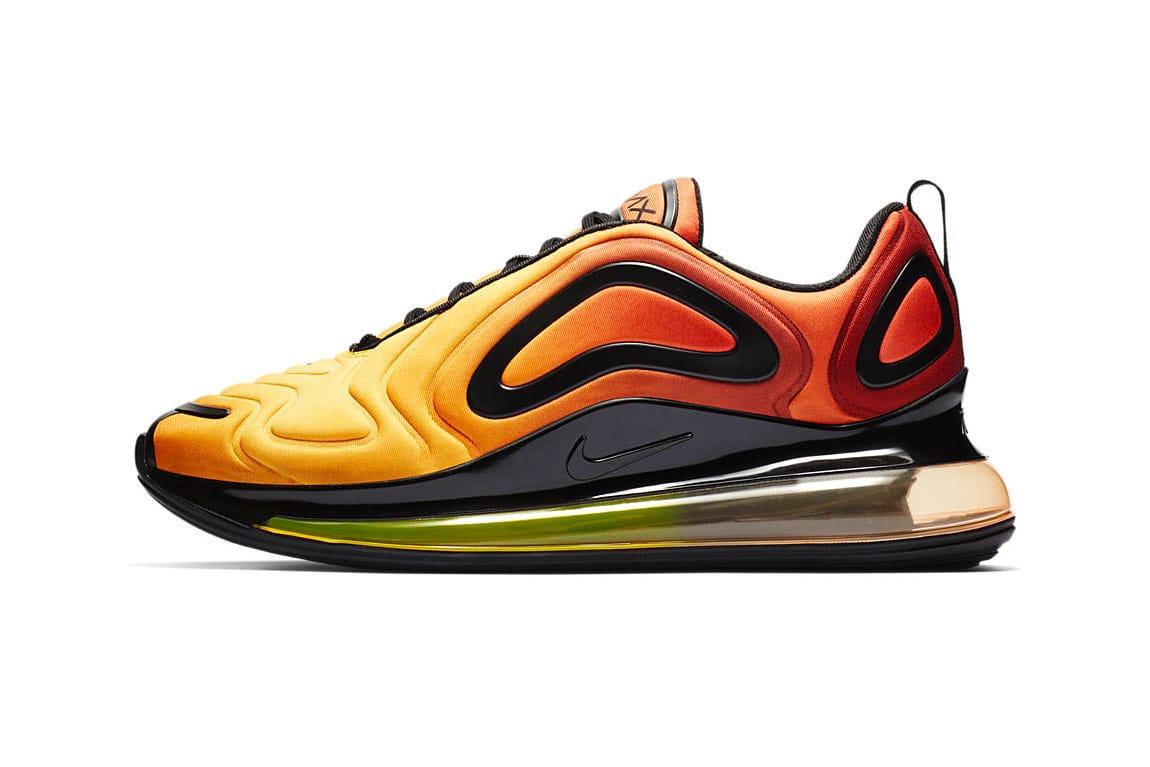 Nike Air Max 720 Gradient Colorways