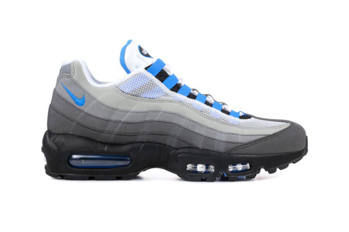 "Nike Set to Re-Release OG Air Max 95 ""Crystal Blue"" Colorway"