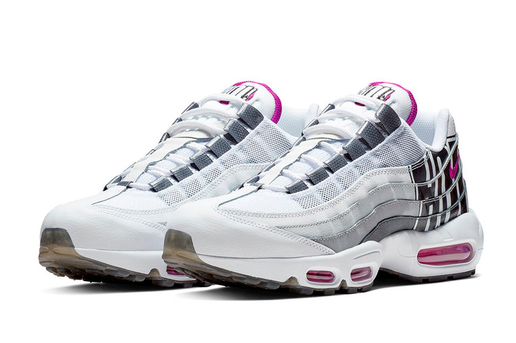 wholesale dealer f3312 87cd5 Nike s Latest Air Max 95 Pays Homage to Houston
