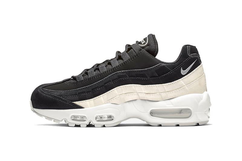 192a24d9cecd0 nike air max 95 black spruce aura summit white 2018 footwear nike  sportswear tuxedo 2005 807443. 1 of 4. Sneaker Bar Detroit