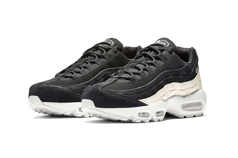 nike air max 95 black spruce aura summit white 2018 footwear nike sportswear tuxedo 2005 807443 017