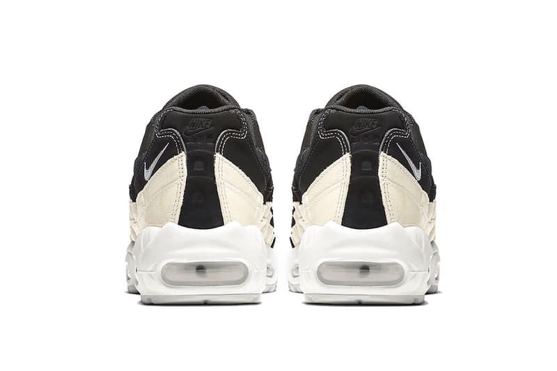 innovative design 27bd1 a7f14 nike air max 95 black spruce aura summit white 2018 footwear nike  sportswear tuxedo 2005 807443