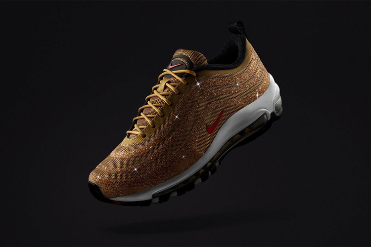02ad47a1af Nike Officially Announces Swarovski® x Air Max 97 LX