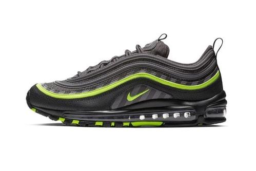 Nike Air Max 97 Thunder Grey/Lime Blast