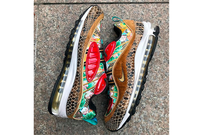 Nike Air Max 98 2019 Chinese New Year First Look Info Release Date
