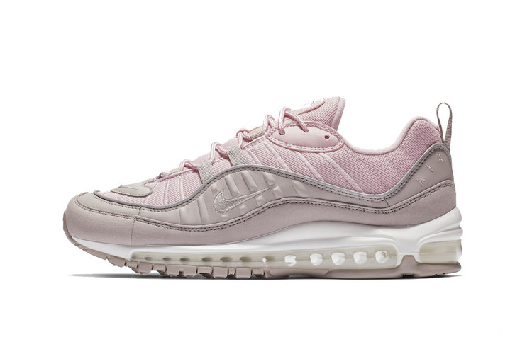 <h2><span>Nike&#039;s Air Max 98 &quot;Pink/Pumice&quot; Is Set to Kick off the New Year</span></h2>