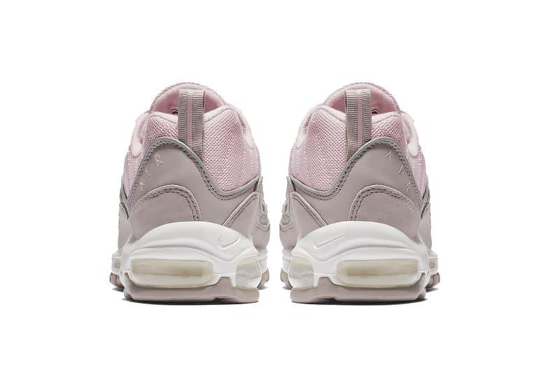 nike air max 98 pink pumice 2019 january footwear nike sportswear