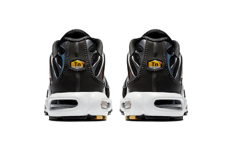 nike air max plus black white orange drop info footwear nike sportswear metallic silver tuned air 1