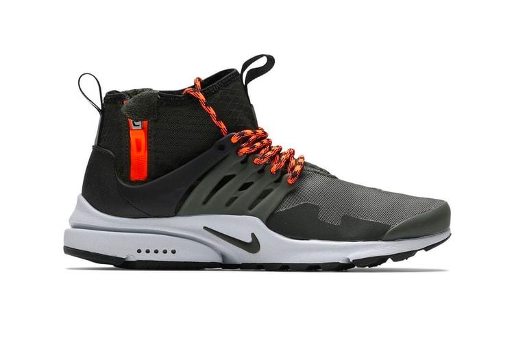 best website 78e6b 0fd1c Nike s Air Presto Mid Utility Returns in