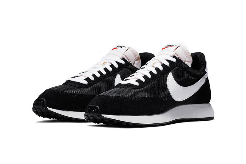 nike air tailwind black white 2018 december