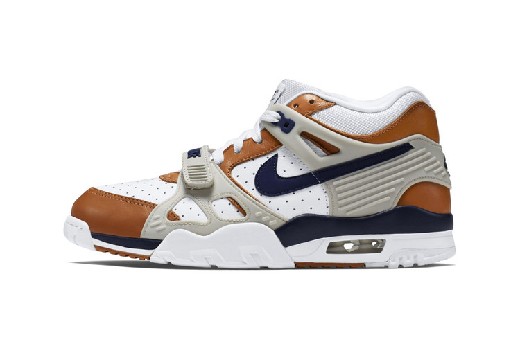 uk availability 9c00f cfa89 Nikes Air Trainer 3 Resurfaces in