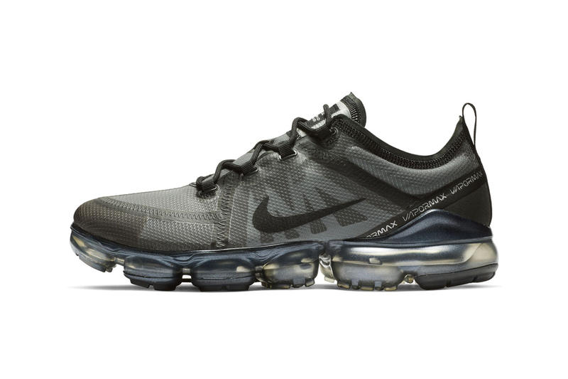 "Nike Air VaporMax 2019 ""Black/Metallic Gold"" Release Date info price sneaker colorway january 1 2019"