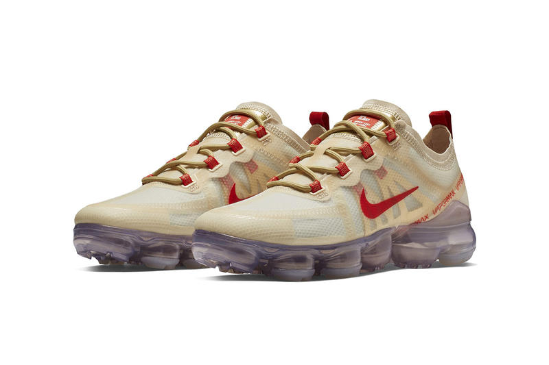 best quality 539b0 a7413 Nike Air Vapormax 2019 Chinese New Year Exclusive Shoes Kicks Sneakers  Footwear Trainers Cop Purchase Buy