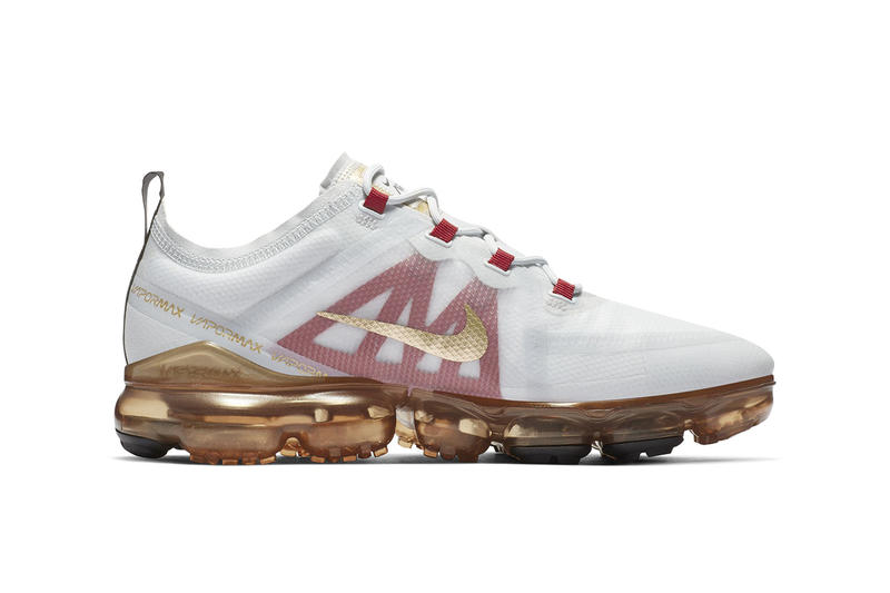 baea620d01b Nike Air Vapormax 2019 Chinese New Year Exclusive Shoes Kicks Sneakers  Footwear Trainers Cop Purchase Buy