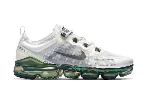 "Nike Air Vapormax 2019 PRM Releasing in ""White Lime"" Color"