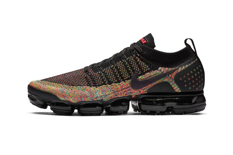 Nike Air VaporMax Flyknit 2.0 Multi-Color release date price