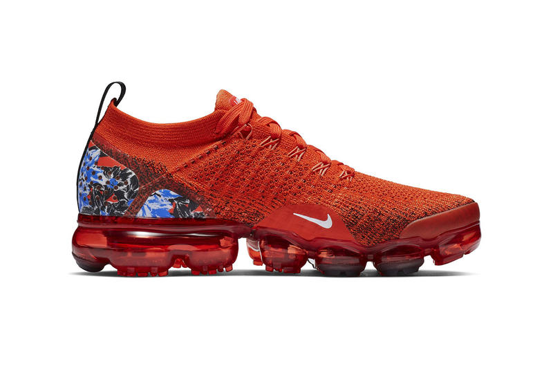 Nike Air Vapormax Flyknit 2.0 Red First Look First Look Shoes Sneakers Trainers Kicks Footwear Cop Purchase Buy First Look Details Chinese New Year