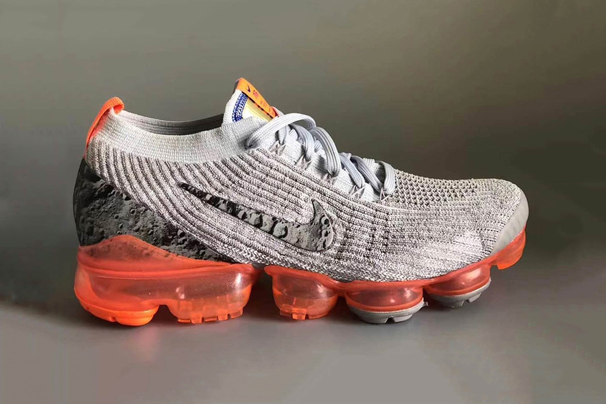 Nike Air Vapormax Flyknit 3.0 First Look 2019 Release Info Date moon orange  cdg comme des