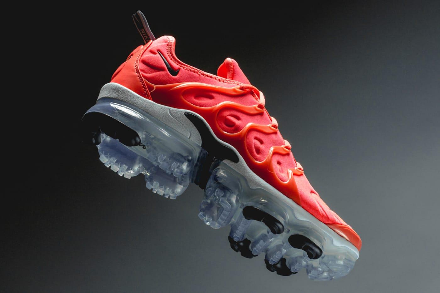 Nike Air Vapormax Plus Bright Crimson