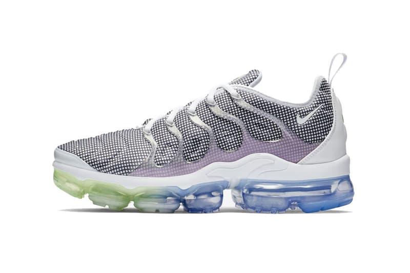 16c9bbfd2e6670 nike air vapormax plus grid release info nike sportswear footwear 2019. 1  of 4. Sneaker Bar Detroit