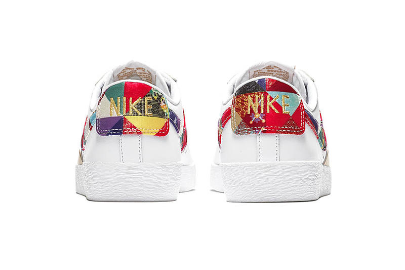 Nike Blazer Low Chinese New Year Quilt