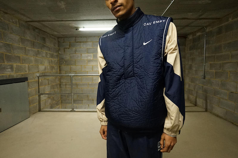 Nike x Cav Empt Collection Release Info