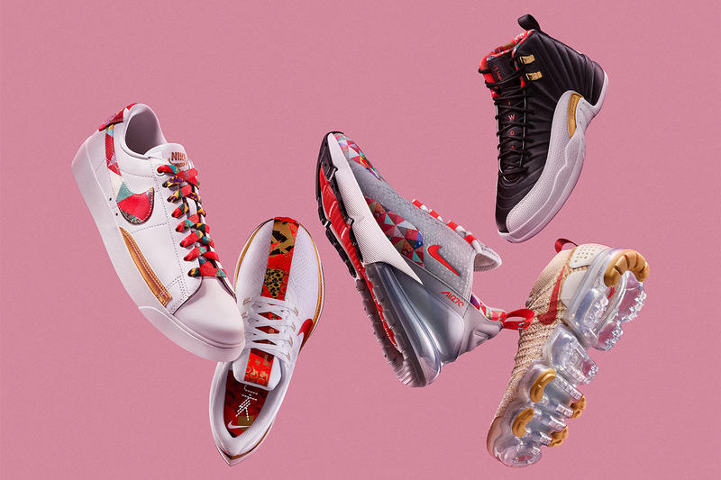 Nike Chinese New Year Sneaker Collection Details Shoes Trainers Kicks Footwear Cop Purchase Buy
