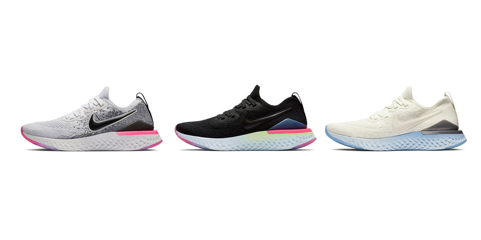 d56c40b5220 Nike Epic React Flyknit 2 Colorways Release Date