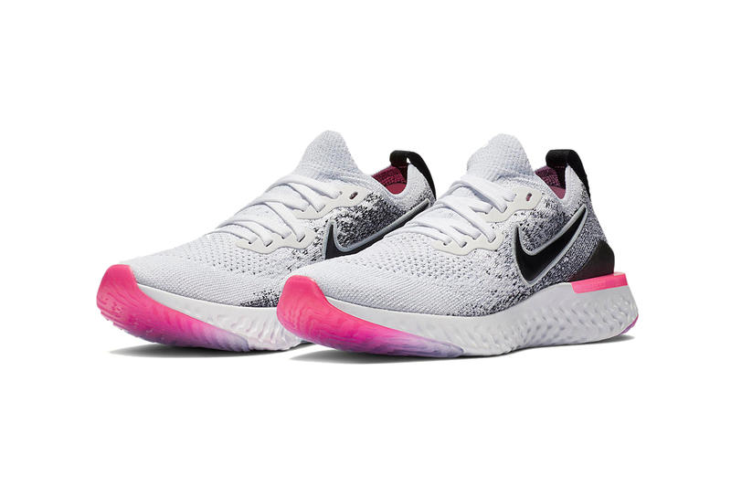 cbd5abefda38c Nike Epic React Flyknit 2 Colorways Release Date info 8 bit pixel january  17 31 2018