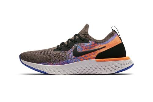 20b650b741b32 Nike Epic React Flyknit Gets Dressed in