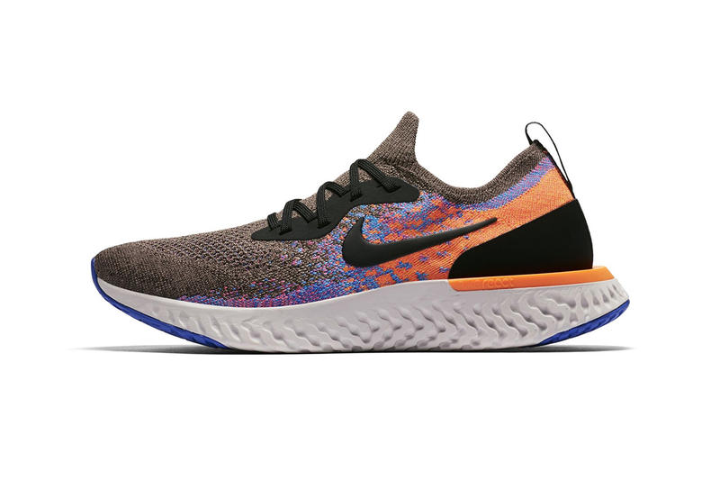 7303be0a7cc8 Nike Epic React Flyknit Mink Brown Release Date Shoes Trainers Kicks  Sneakers Cop Purchase Buy Footwear