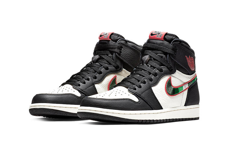Air Jordan 1 Brand Nike Michael SPorts Illustrated A Star Is Born Cop Buy Closer Look Purchase US11 sneaker footwear