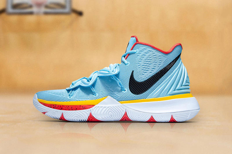 check out d9473 45522 nike kyrie 5 little mountain pe 2018 kyrie irving nike basketball