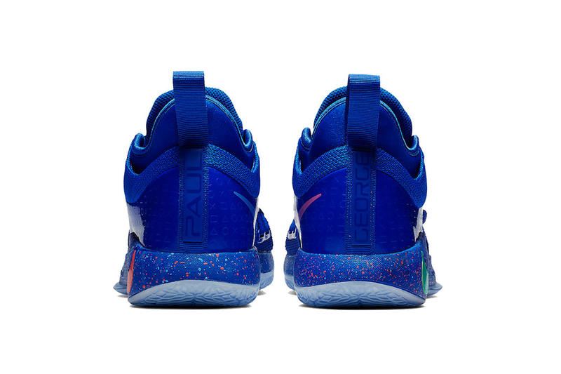 nike pg 2.5 playstation blue multi color release date nike basketball footwear 2019
