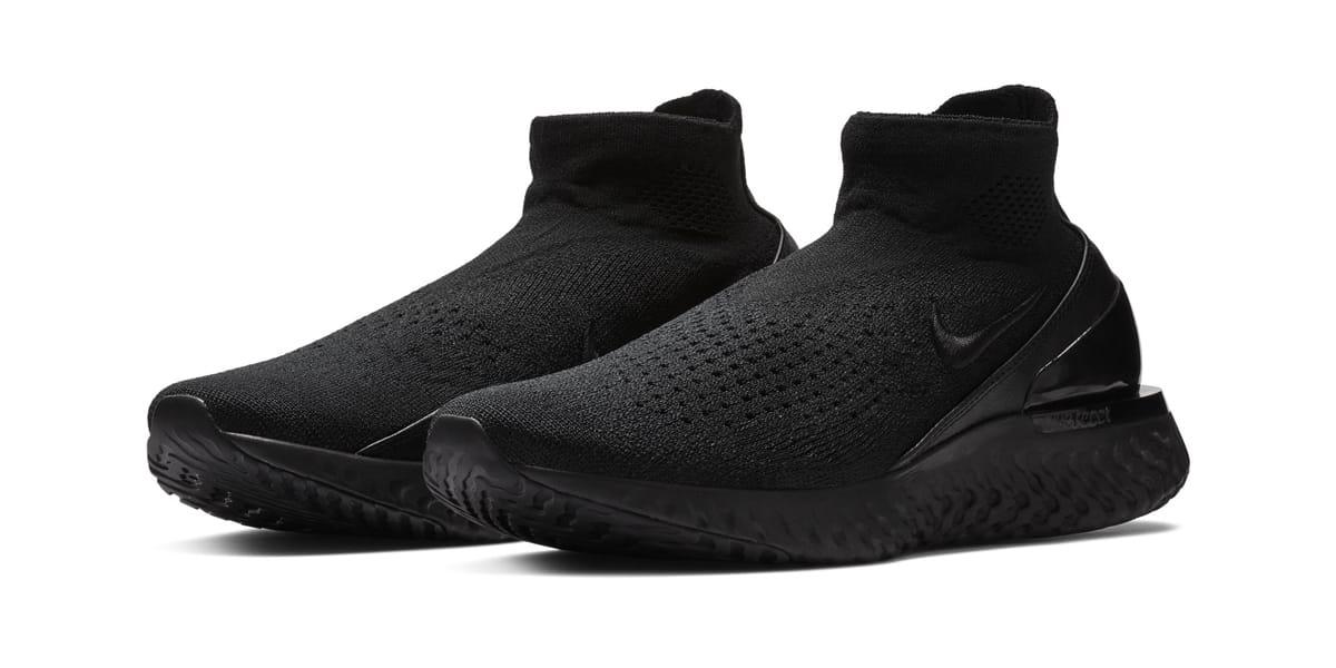 Nike Rise React Flyknit in \