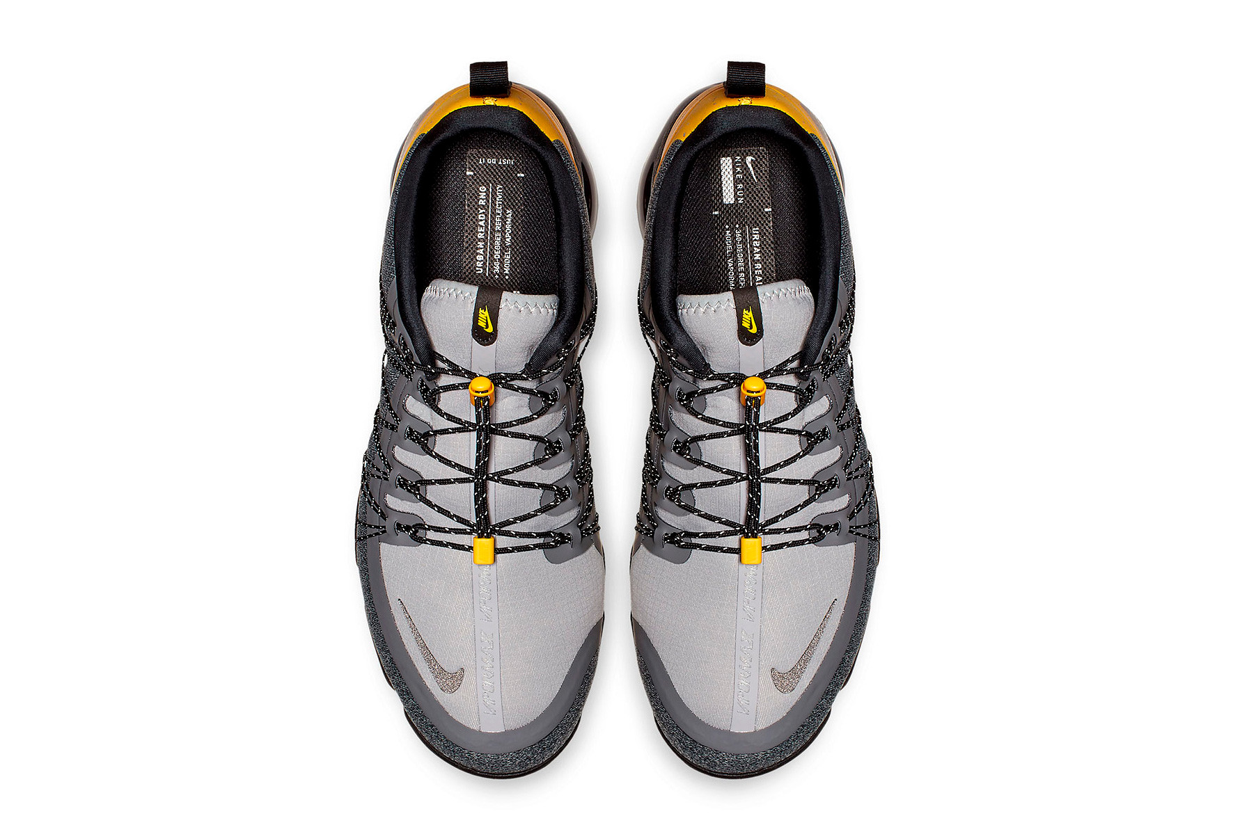 Nike Air VaporMax Run Utility Grey And