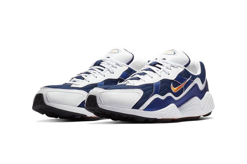 nike zoom alpha release info footwear nike sportswear white navy orange silver