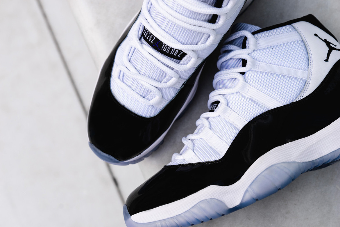 Air Jordan 11 Concord Seemingly Breaks Record Hypebeast