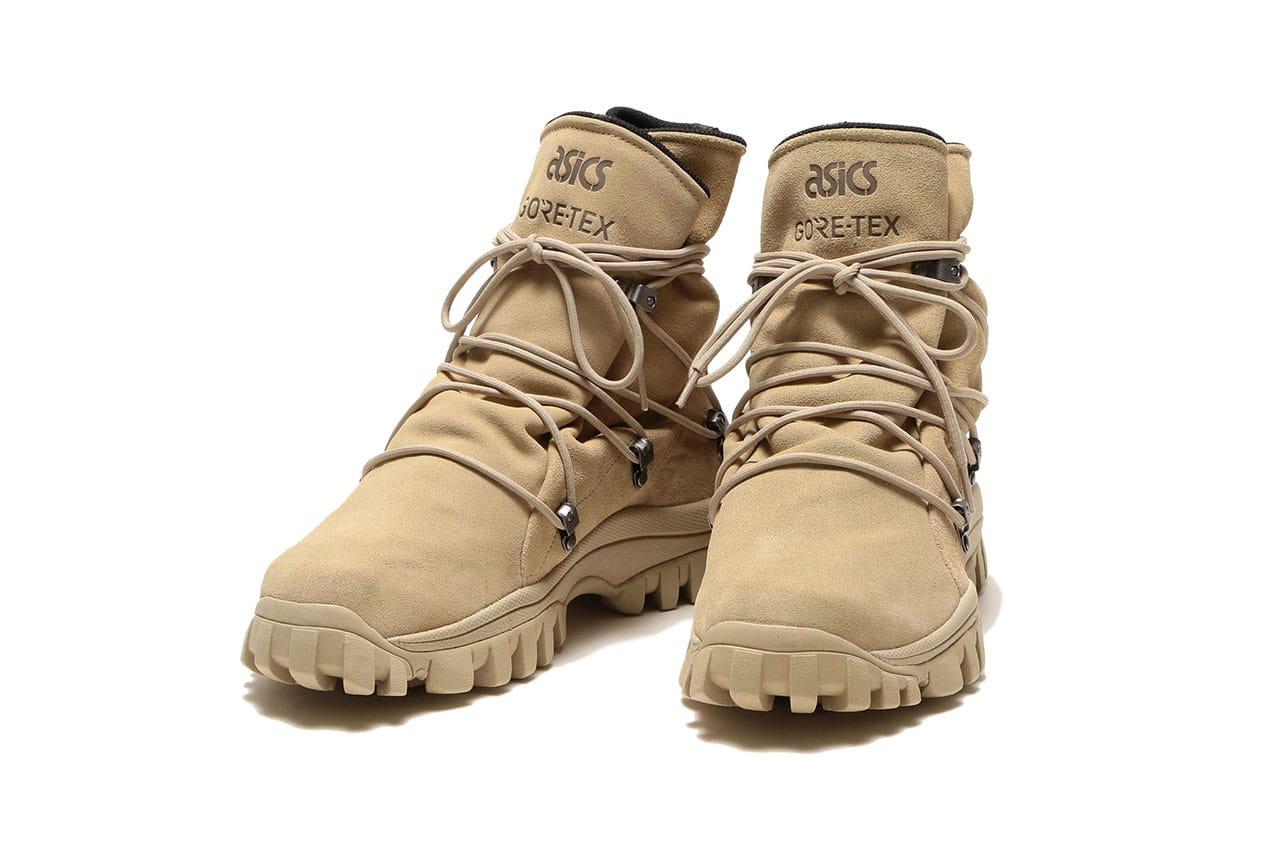 nonnative x ASICS Yeti GORE TEX Boot