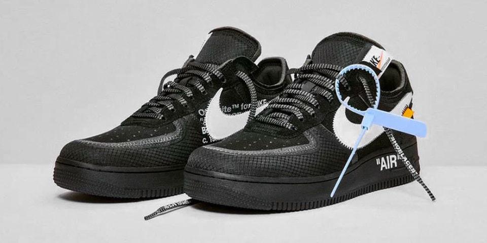 Plantación Adjuntar a Afirmar  Off-White x Nike AF1