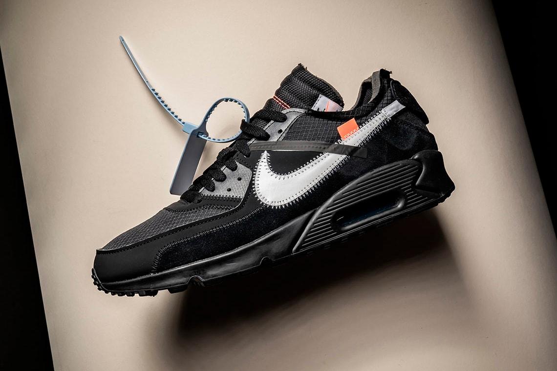 watch 64ba2 73a7d Off-White™ x Nike Air Max 90 Black Rumored Release | HYPEBEAST