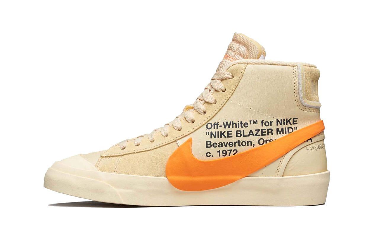 x Nike Blazer \