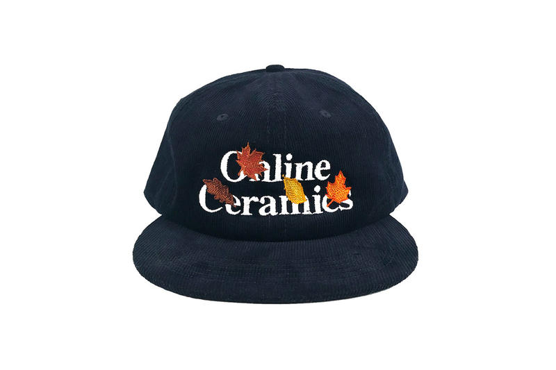 Online Ceramics Winter 2018 Collection Release drop streetwear the grateful dead tie-dye t-shirt hoodie sweater graphic hat water bottle tote bag john mayer price