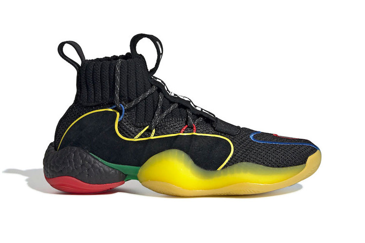 separation shoes c7e5f 1797f Pharrell x adidas Crazy BYW X